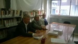 """Presentazione del libro La vita vissuta, Como, istituto di Storia Contemporanea """"P.A. Perretta"""", Como, 15 aprile 2016"""