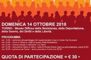 Viaggio Memoria  a Torino